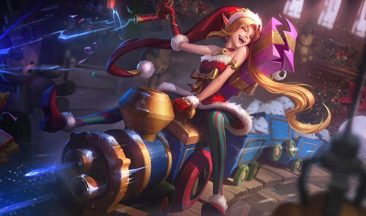 聖誕新造型