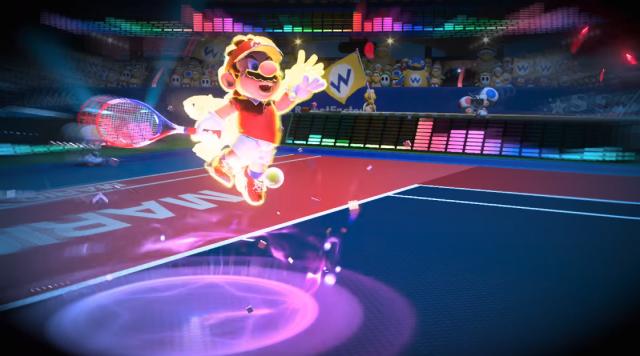 《瑪利歐網球 王牌高手》