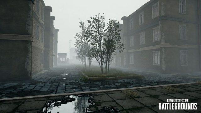 絕地求生 霧天