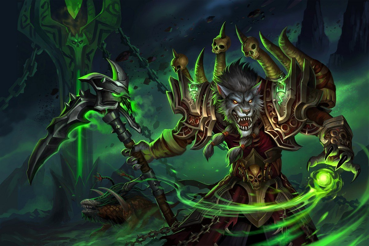 25 Amazing Pieces Of Wow Art To Get You Hyped For Bfa