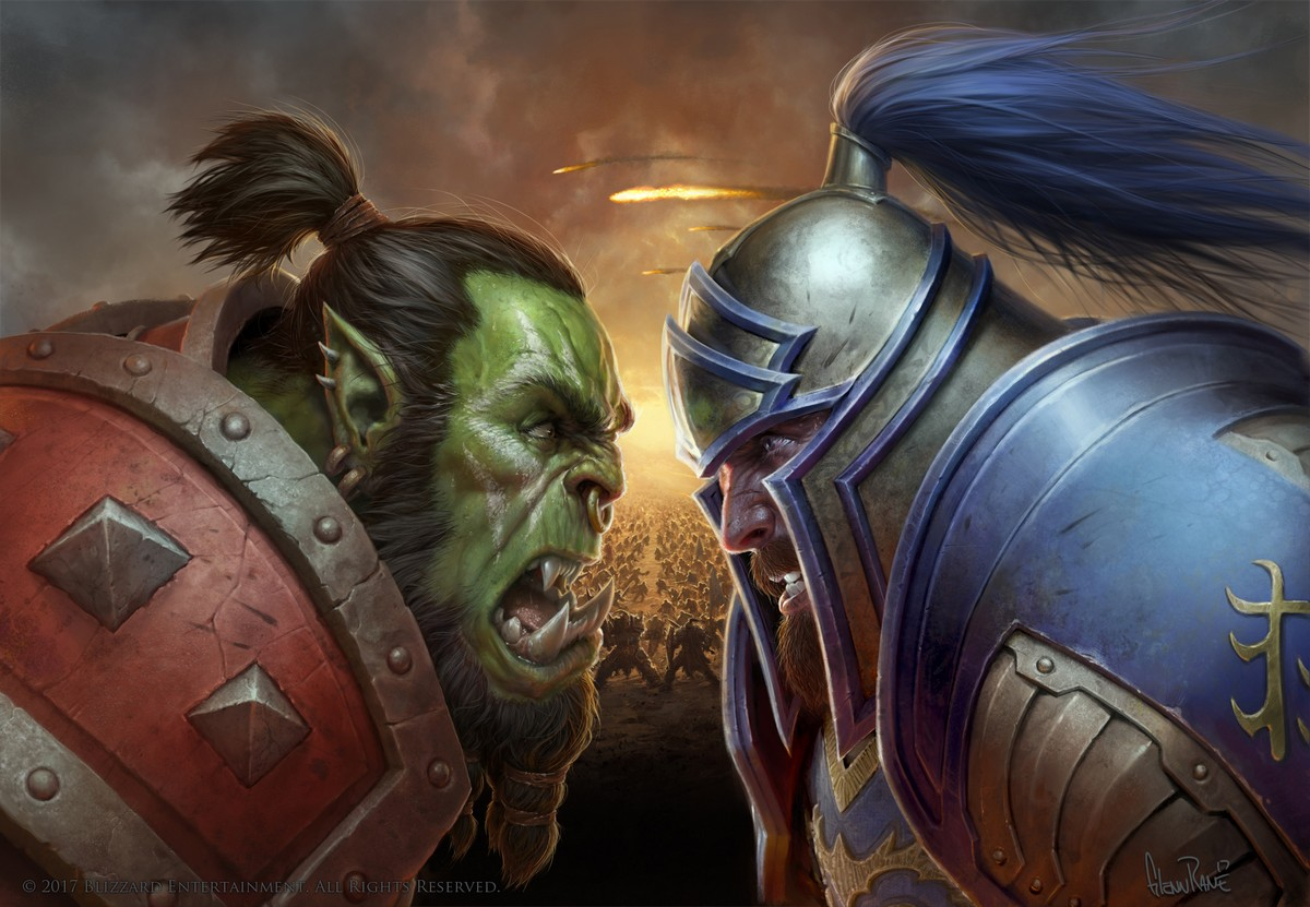 World Of Warcraft Wallpaper Bfa: 25 Amazing Pieces Of WoW Art To Get You Hyped For BfA