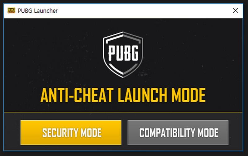 PUBG Anti-cheat