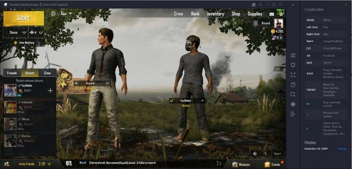 Tencent Gaming Buddy Is The Official PUBG Mobile Emulator For PC