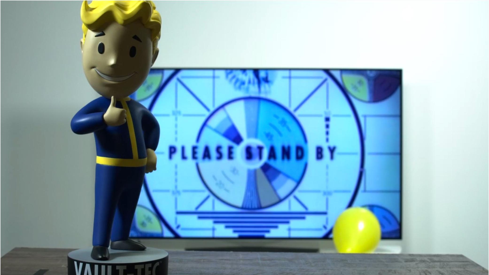 Bethesda Fallout Tease