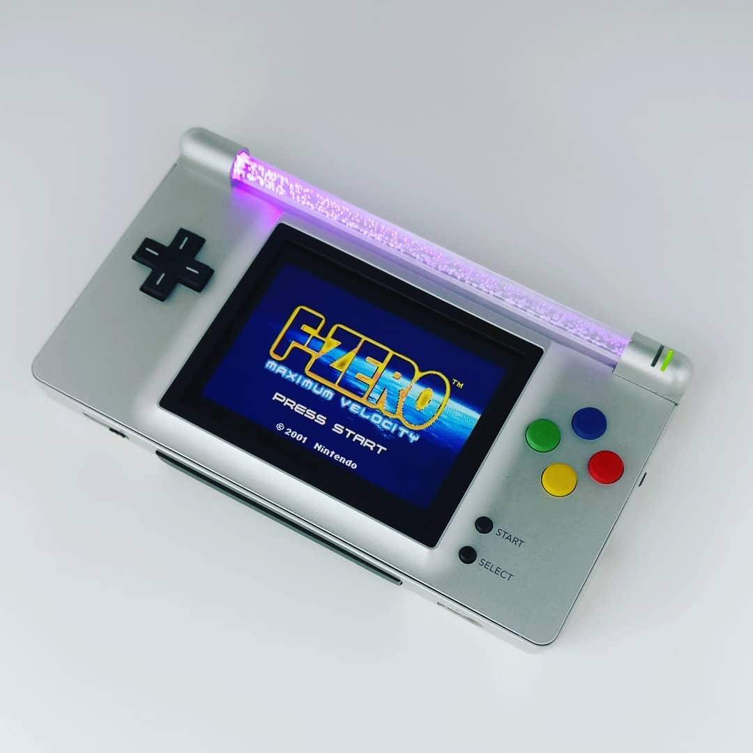 Nintendo DS Joe Bleeps
