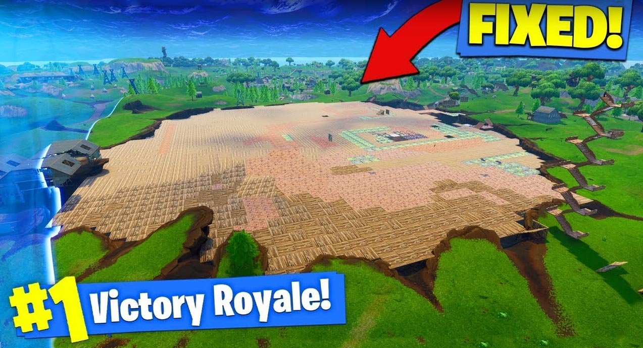 Fortnite Dusty Depot