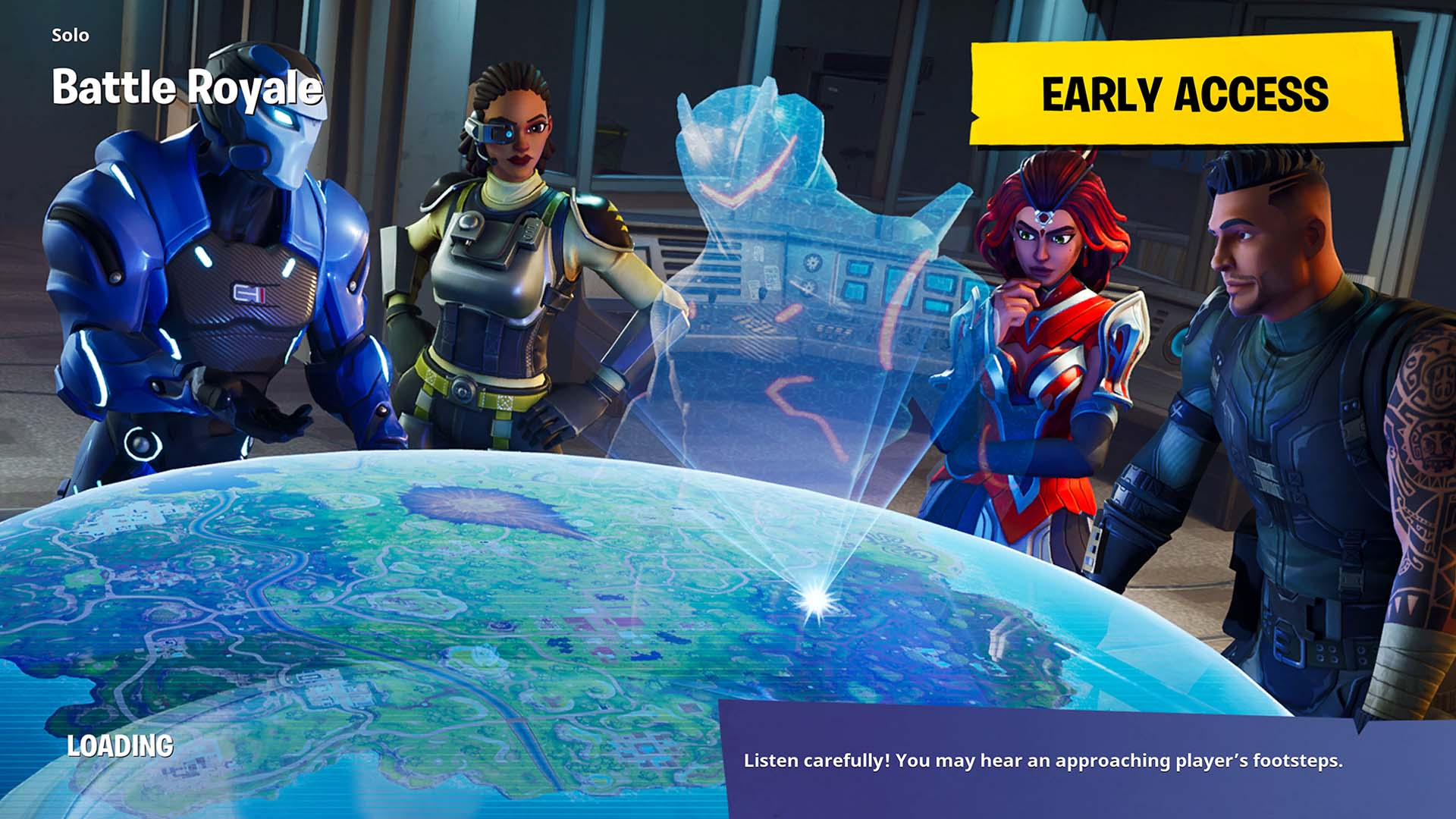 Fortnite Another Easter Egg In Loading Screen Reward Exp Gg