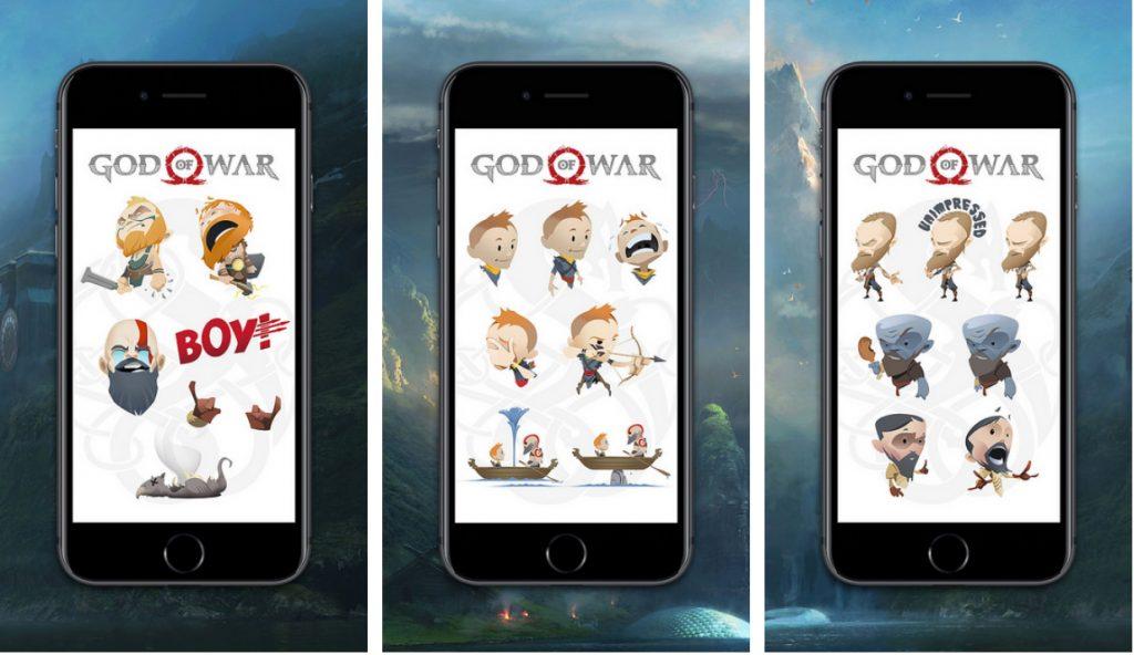 God of War Photo Mode