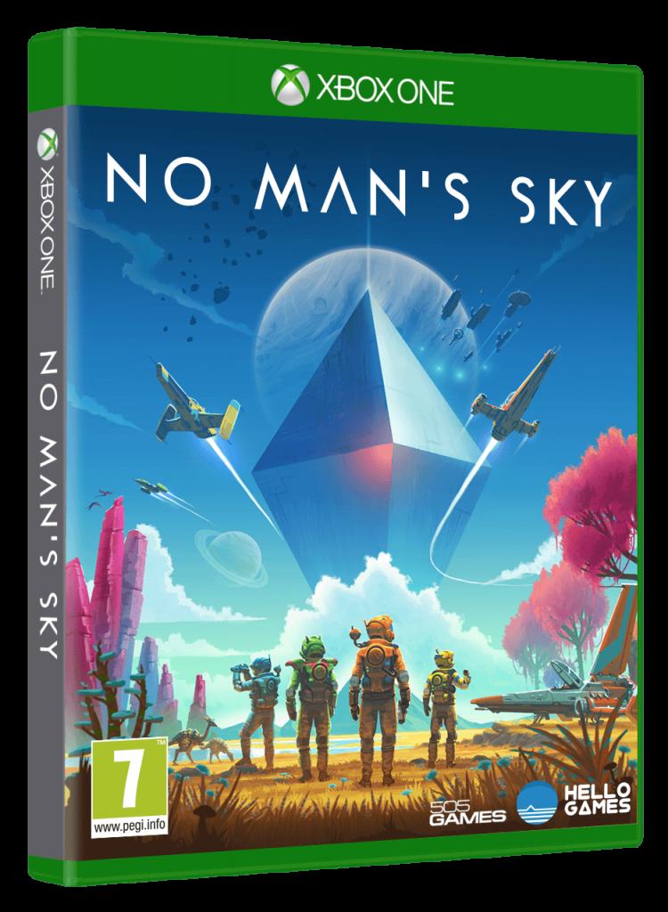 No Man's Sky NEXT Cover