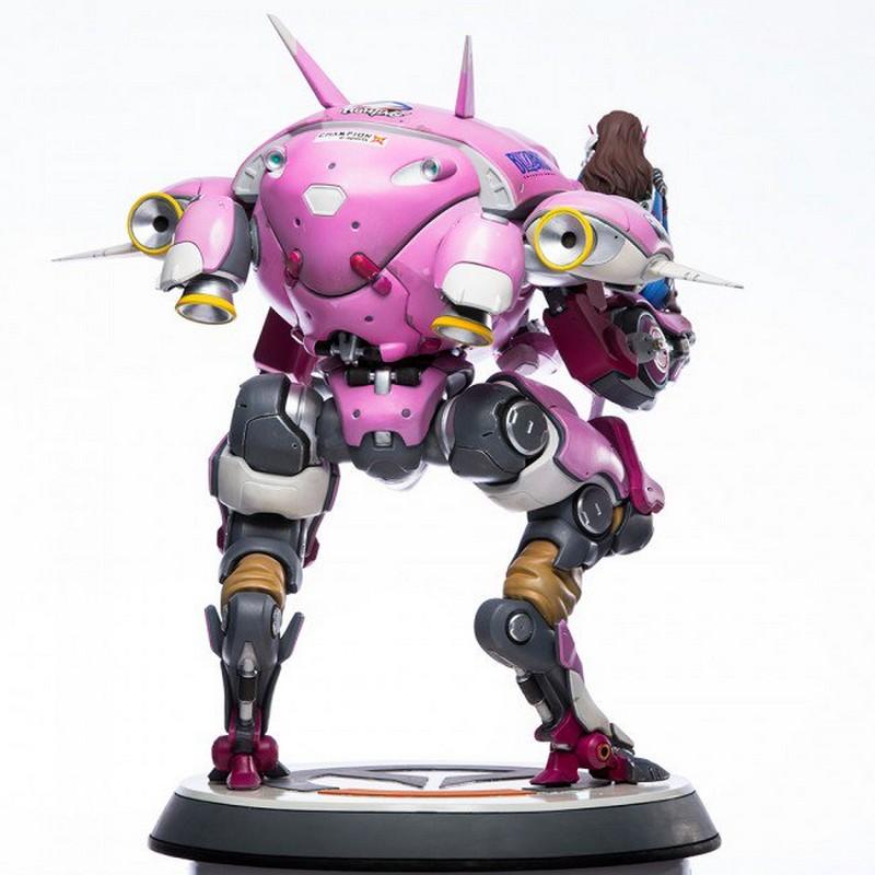 D.Va Overwatch Statue