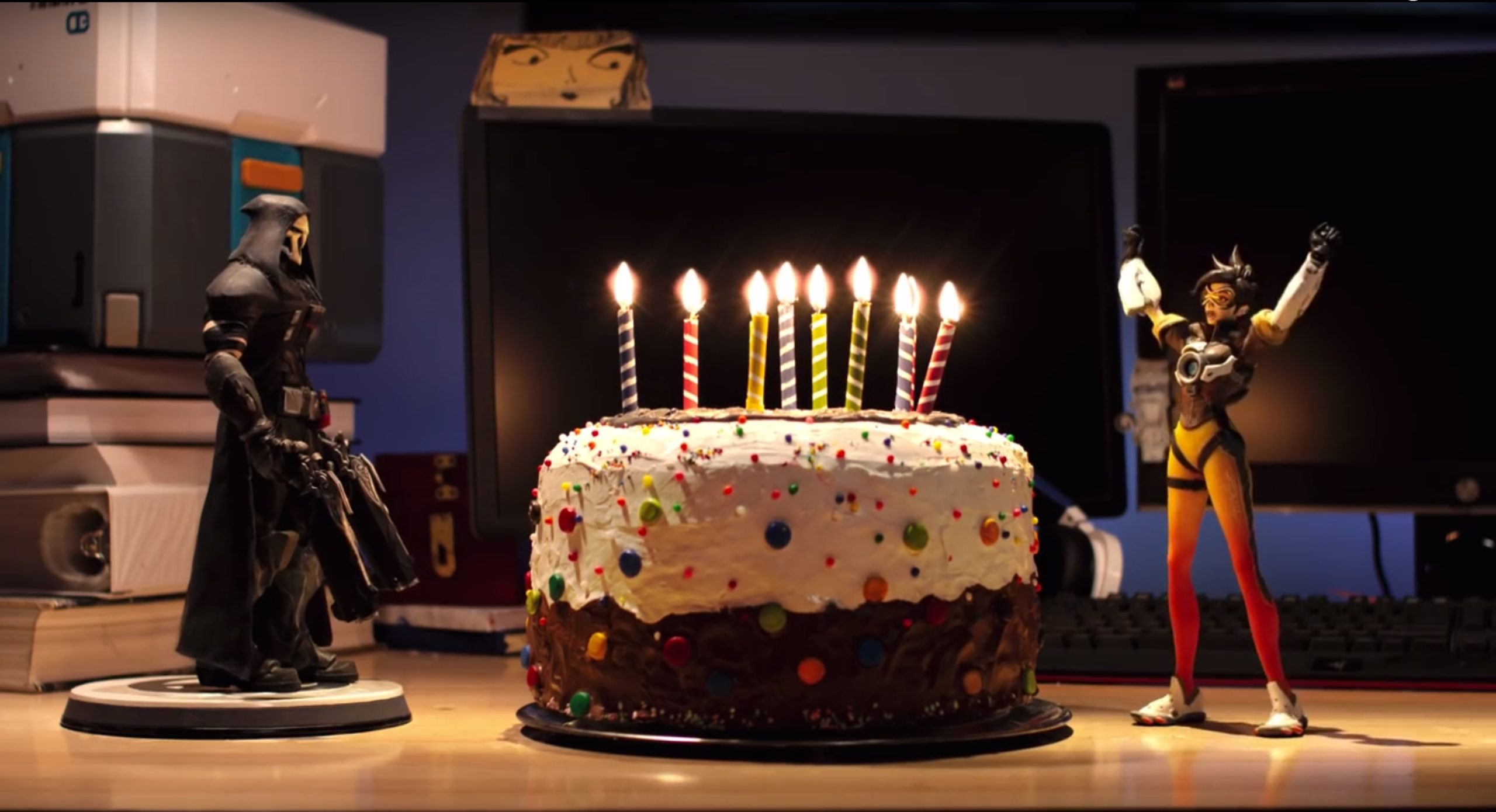 Overwatch Trace & Bake