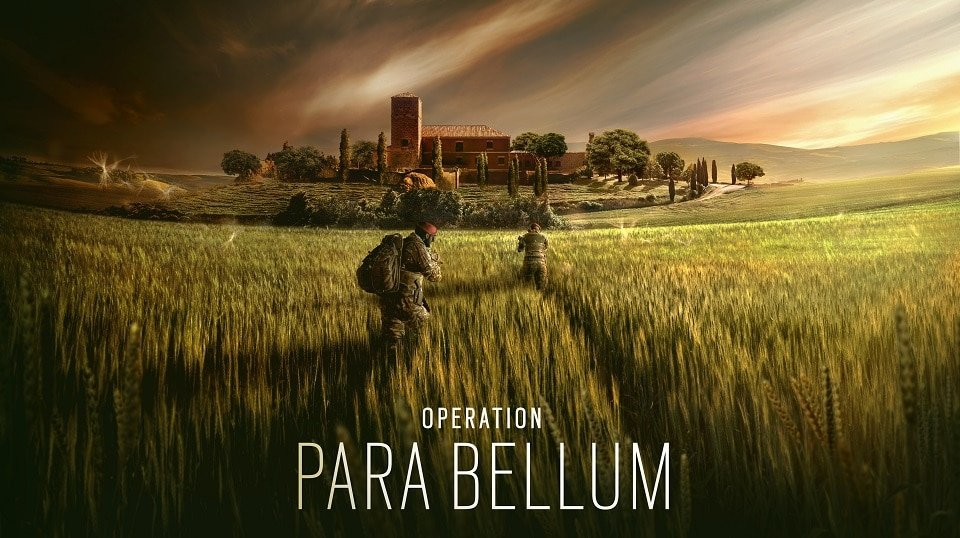 Major Update For Rainbow Six Siege: Operation Para Bellum