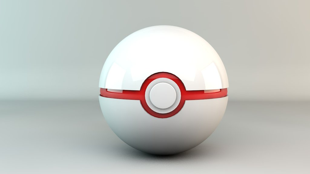 Pokemon Go Premier Ball