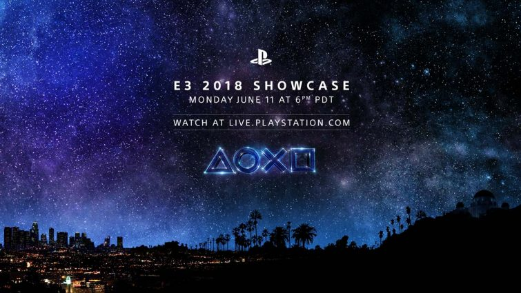 Sony Plans To Treat Us At E3 2018