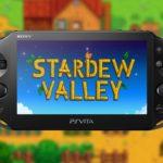 Stardew Valley PS Vita Port