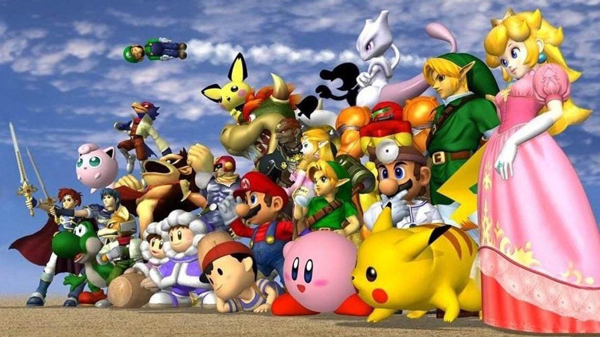 Smash Bros. Melee