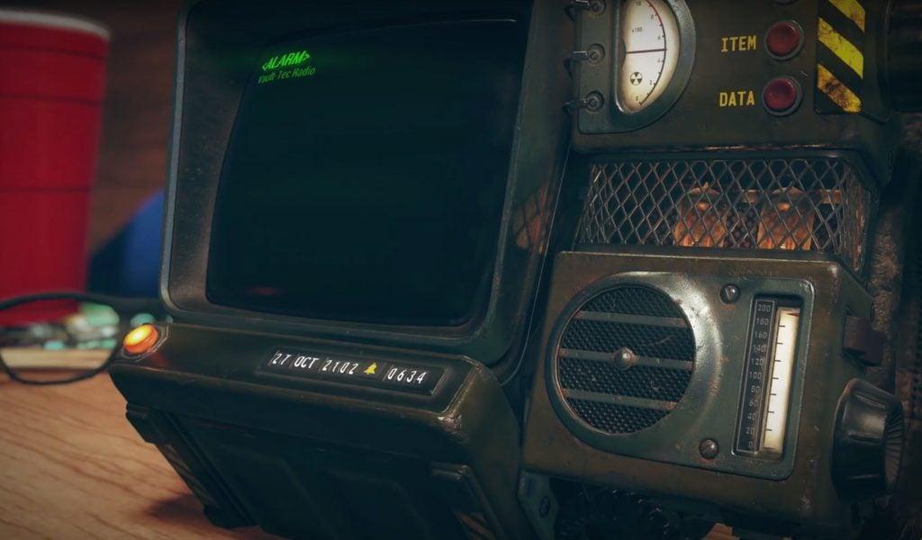 Bethesda's 'Fallout 76' Announced