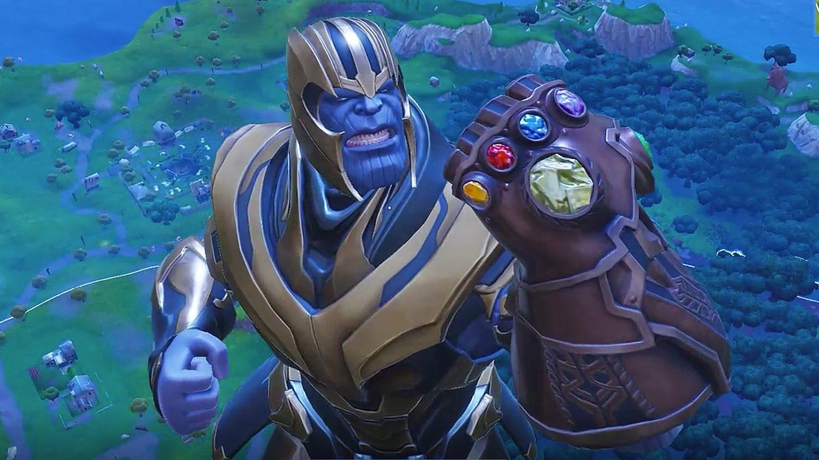 Thanos Fortnite