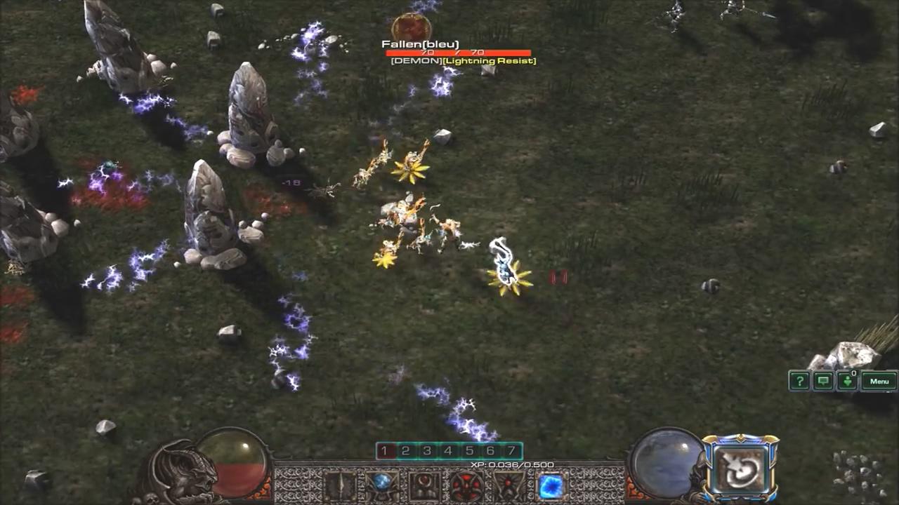 Diablo II Gets Fan-made HD Remake - EXP GG