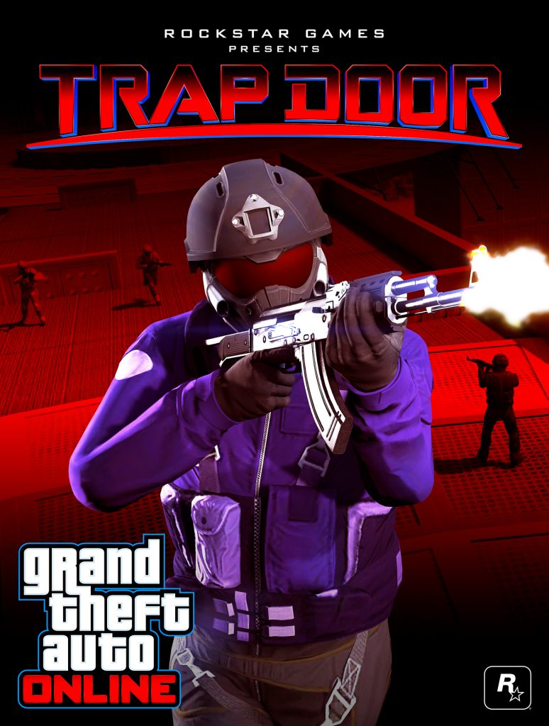 GTA Online Launches 'Trap Door' Mode