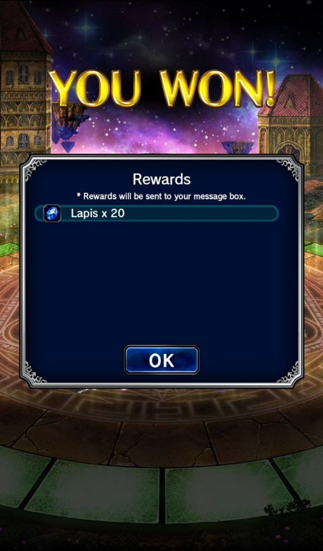 FFBE Arena