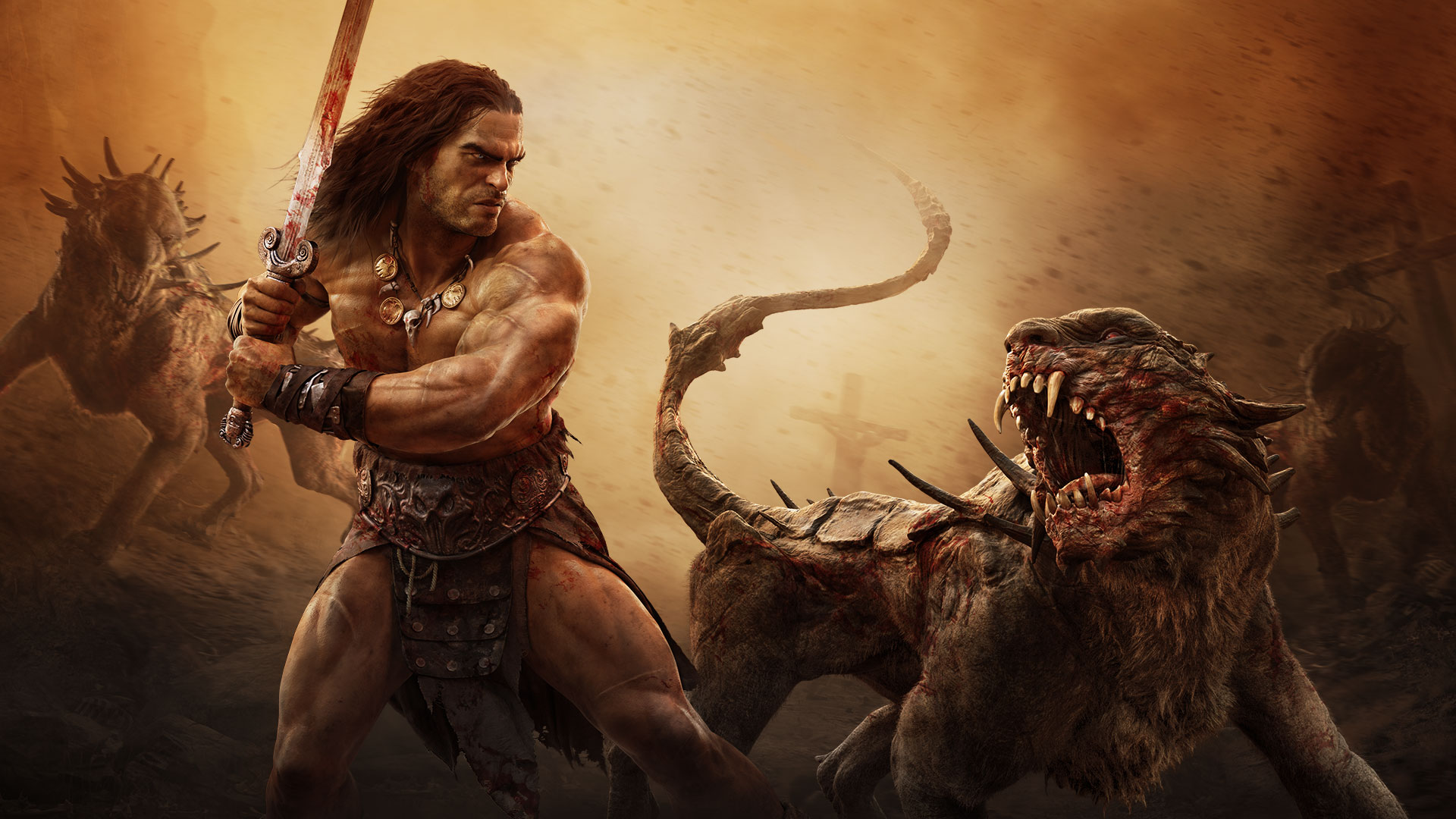 Conan Exiles Leaves Early Access, Launches On PS4 And Xbox