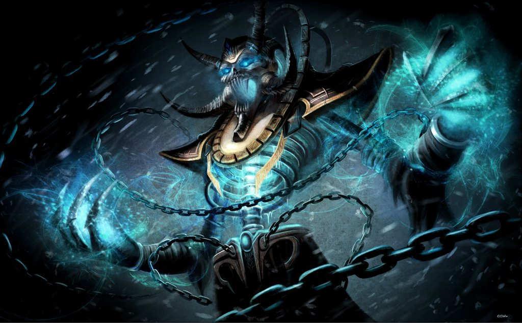 World of Warcraft Kel'thuzad