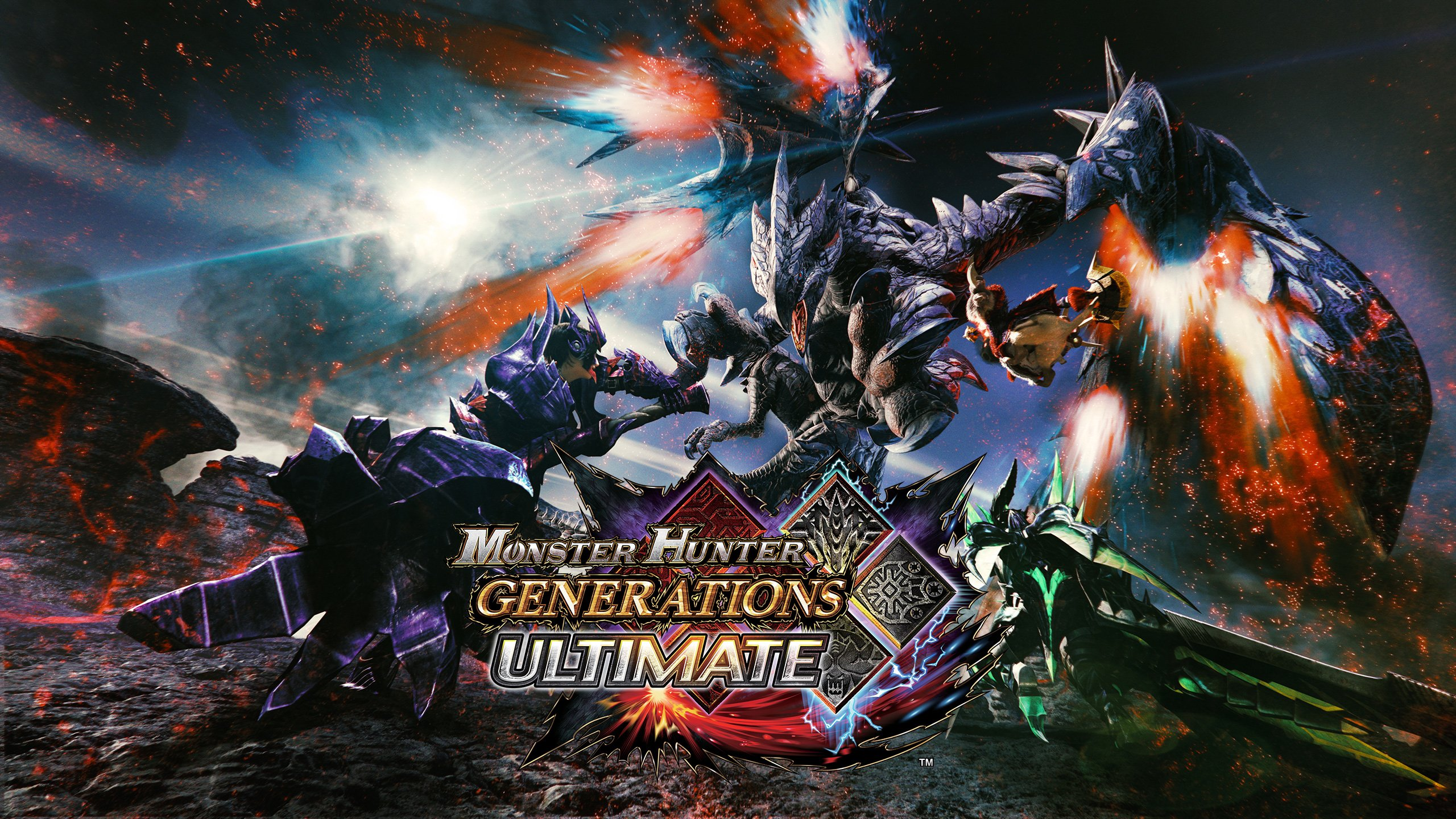 Monster Hunter Generations Ultimate On Switch August 28 - EXP GG