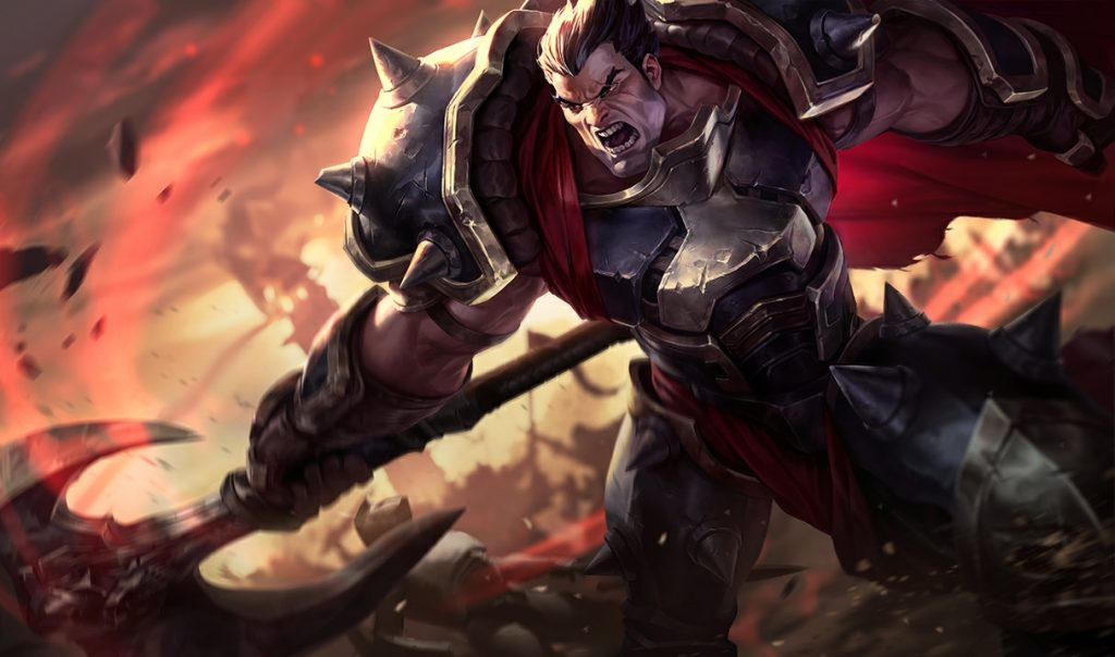 How To Counter Top Lane Darius in S8