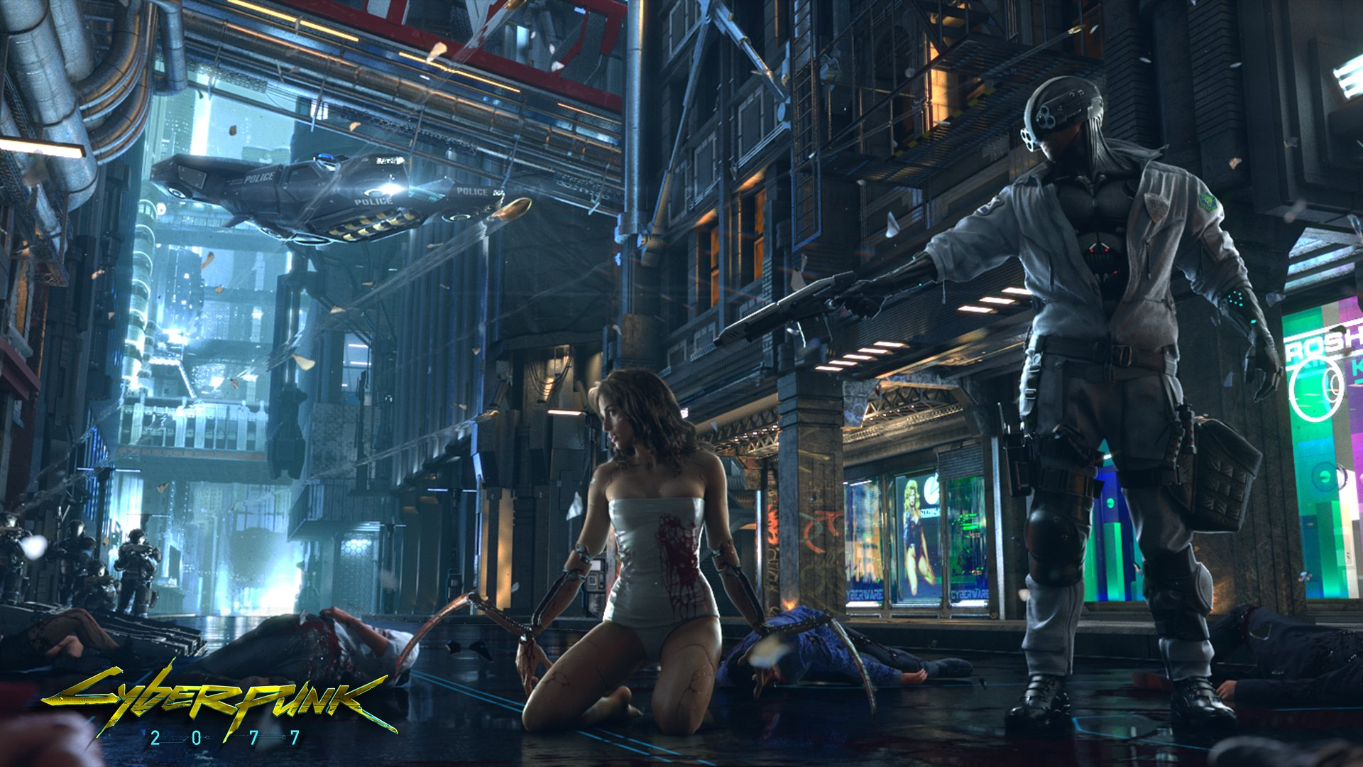 Exclusive Cyberpunk 2077 E3 Figurine Selling For $700 On eBay