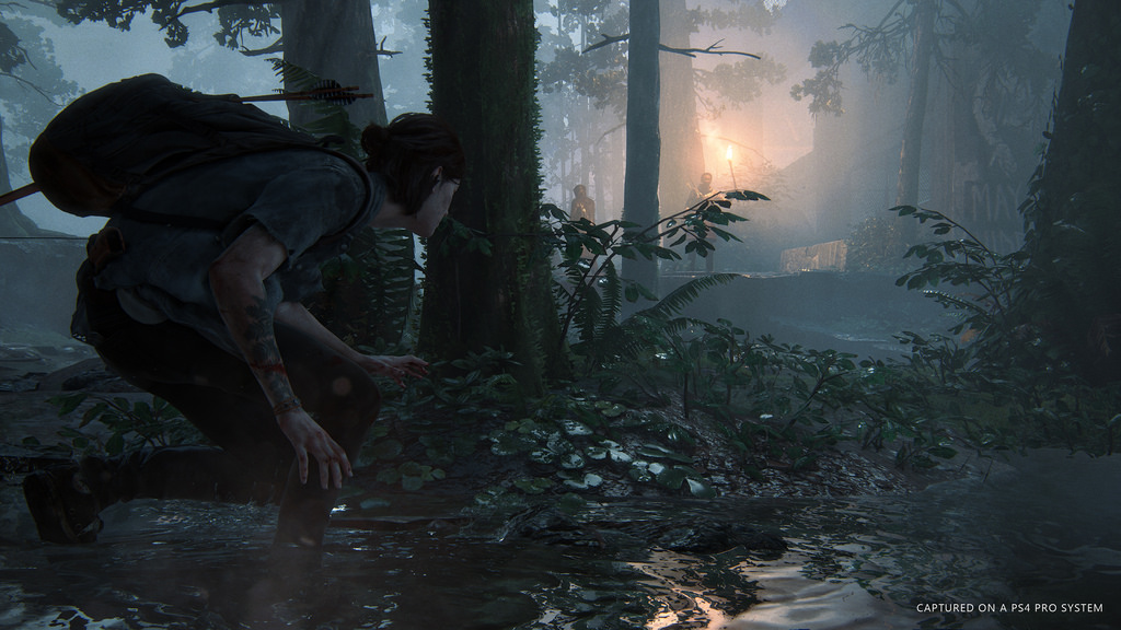 the last of us 2 gameplay