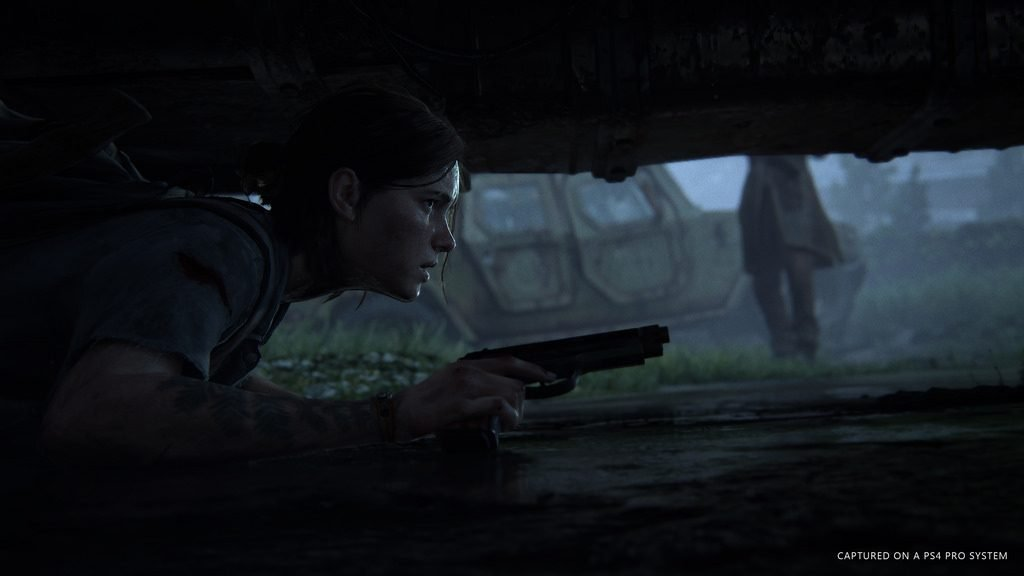 'The Last of Us Part 2' Gameplay Trailer Is All Love and Ultra Violence