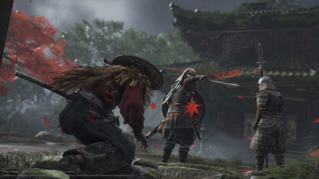 Hauntingly Beautiful 'Ghost of Tsushima' Gameplay