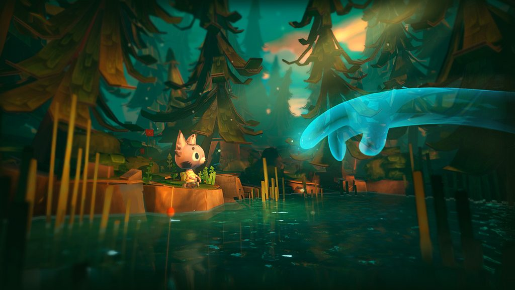 Exclusive PS VR Game 'Ghost Giant' Revealed