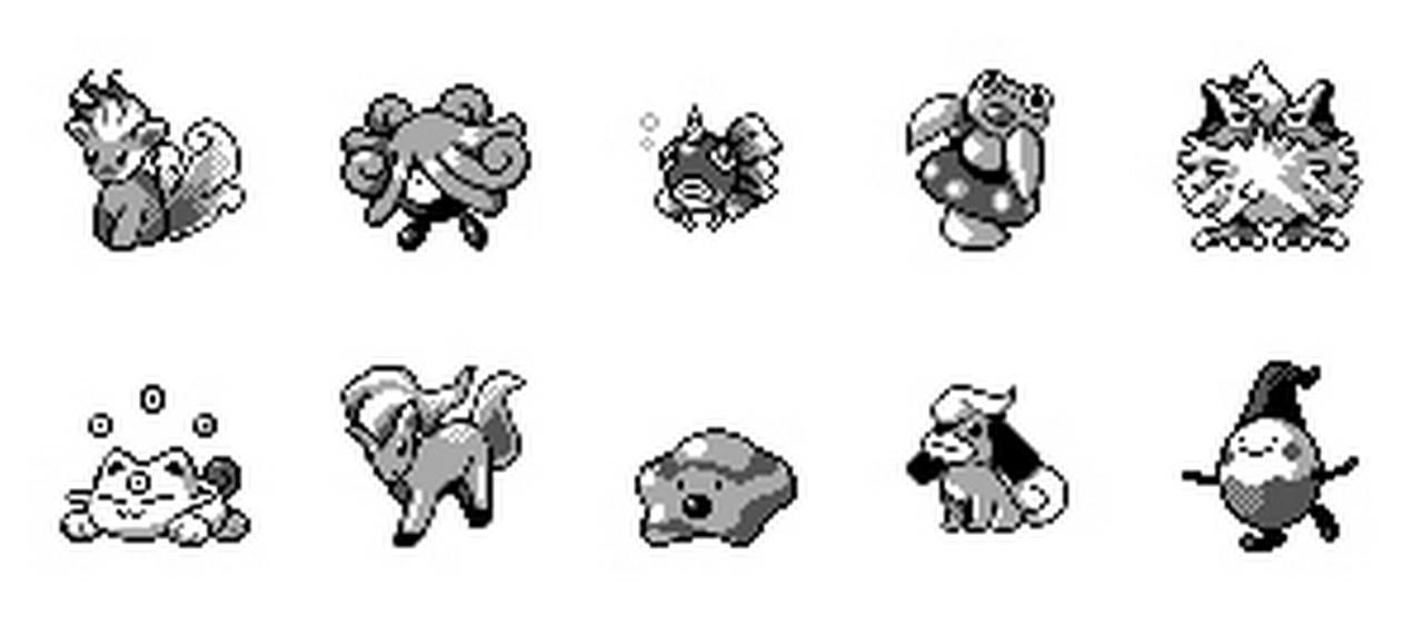 Pokemon Gold Babies