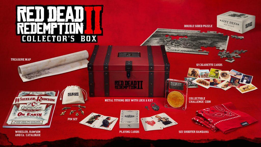 Red Dead Redemption 2 Pre-Order Bonuses
