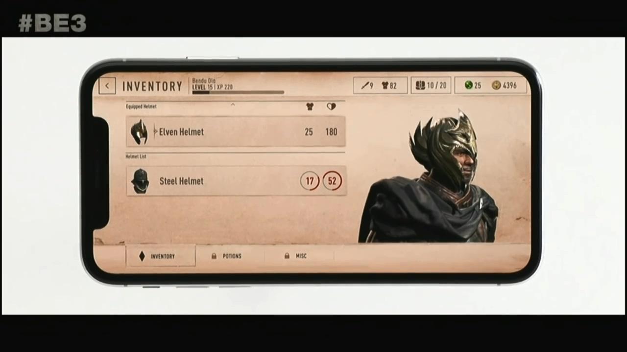 Elder Scroll Blades Character Creation