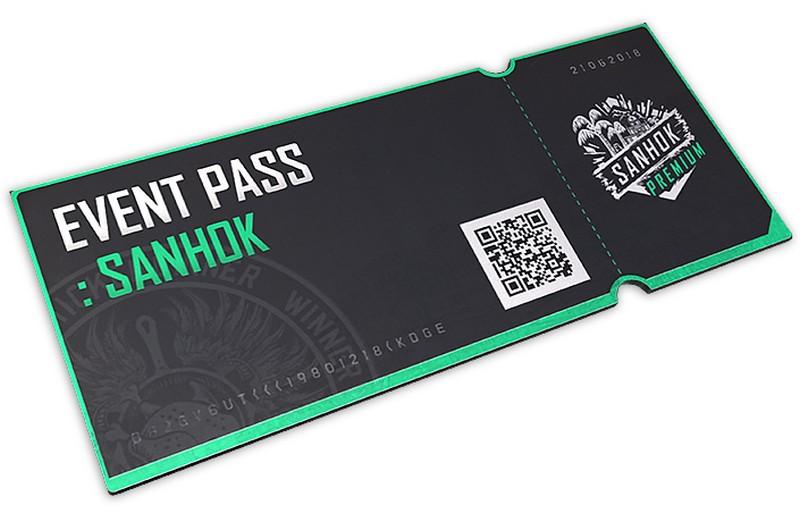 Event Pass PUBG