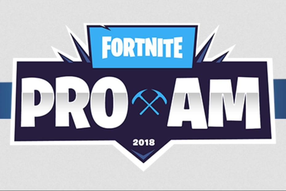 Fortnite Pro-Am