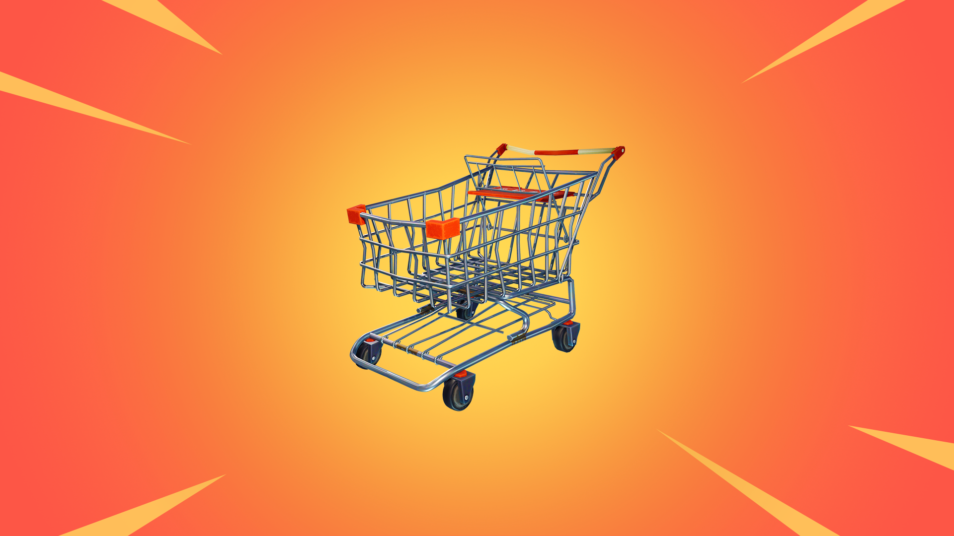 Fortnite Under Map Exploit Prompts Re-Removal Of Shopping Carts