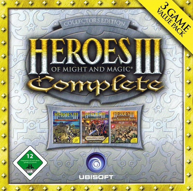 Heroes 3 Logo