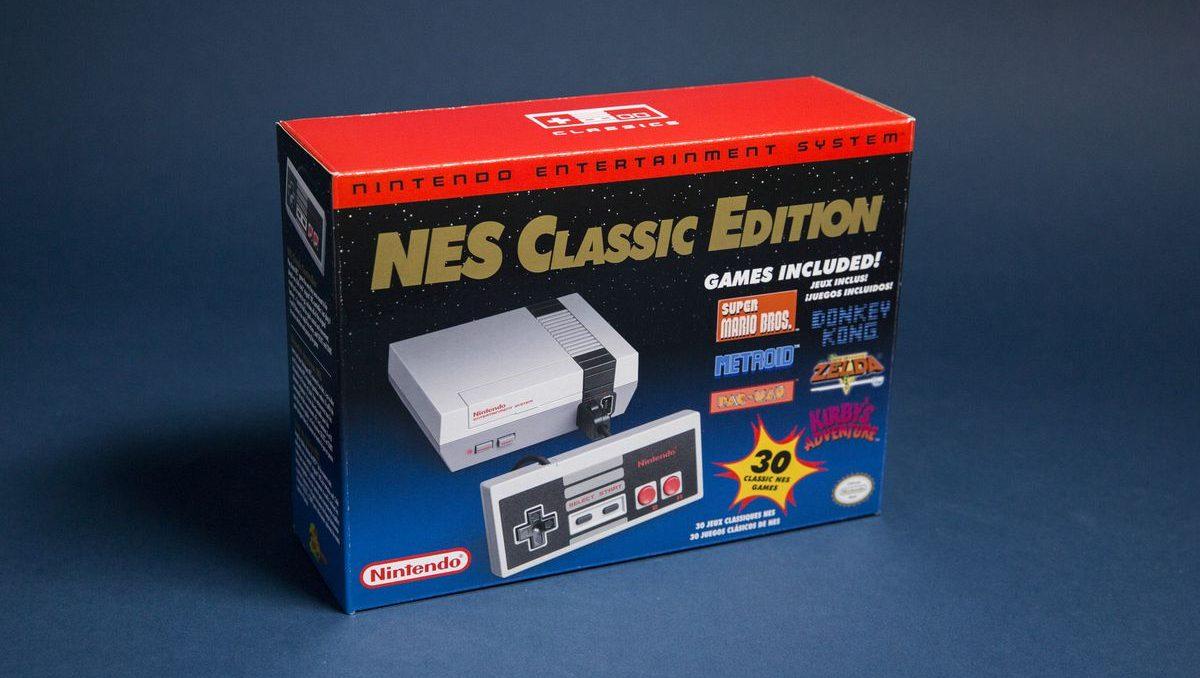 NES Classic Asia