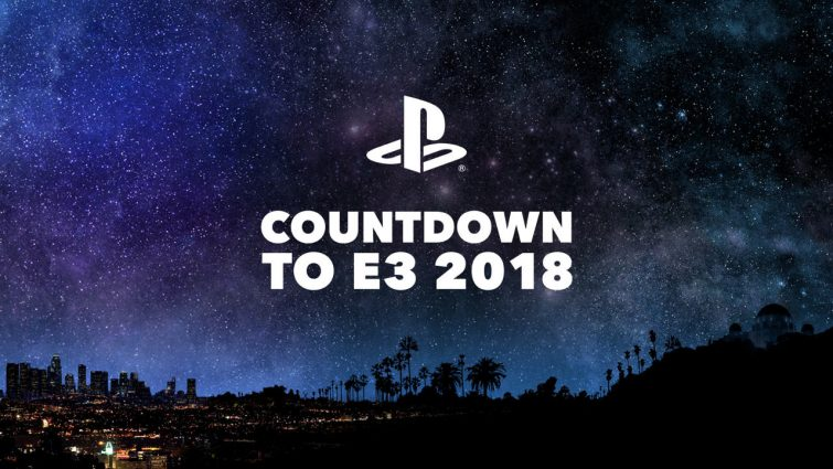 PlayStation Announces Reveal Countdown In lead Up To E3