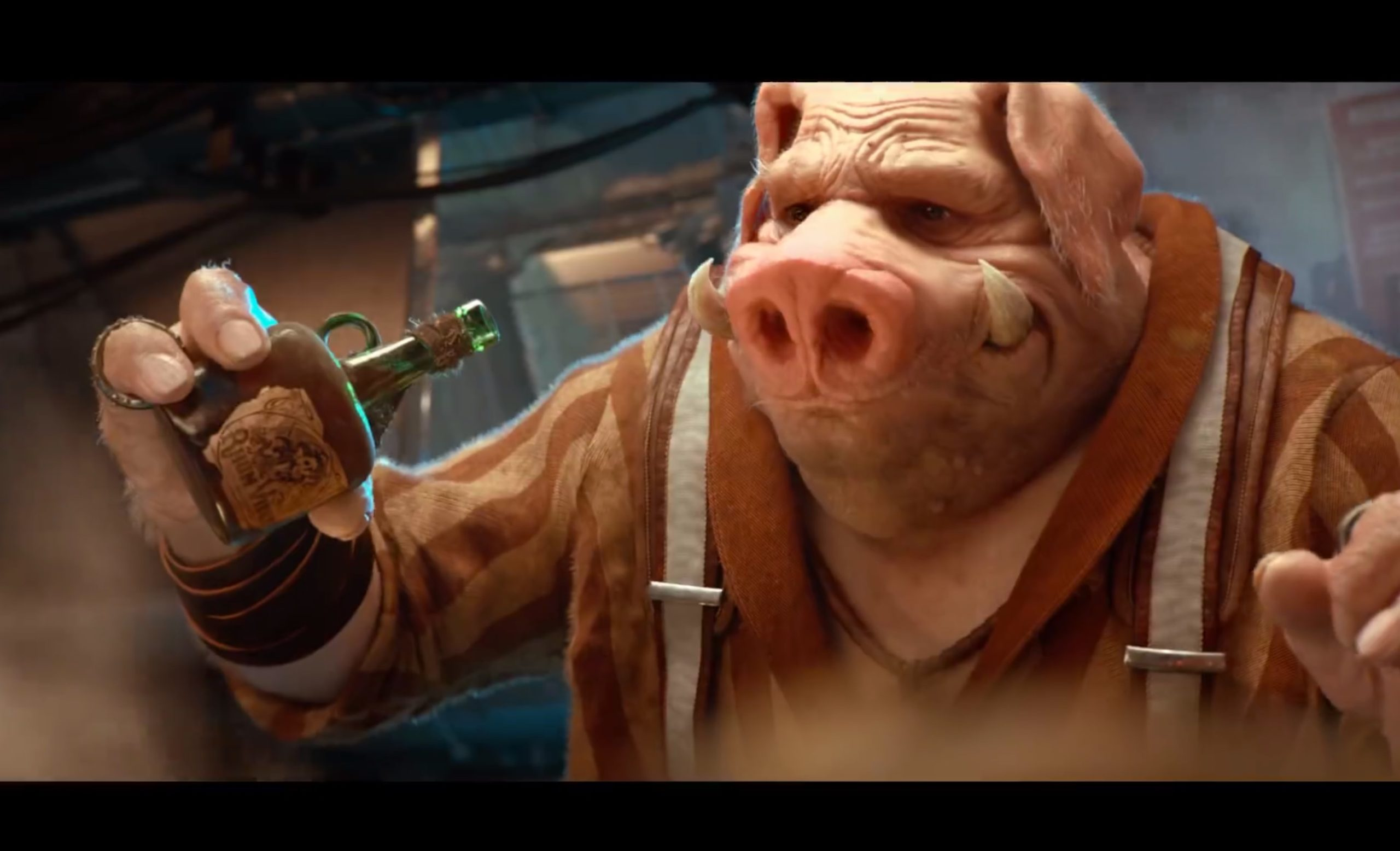 Beyond Good & Evil 2 Playable Beta Planned for Late 2019
