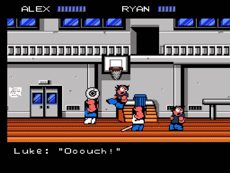 River City Ransom NES