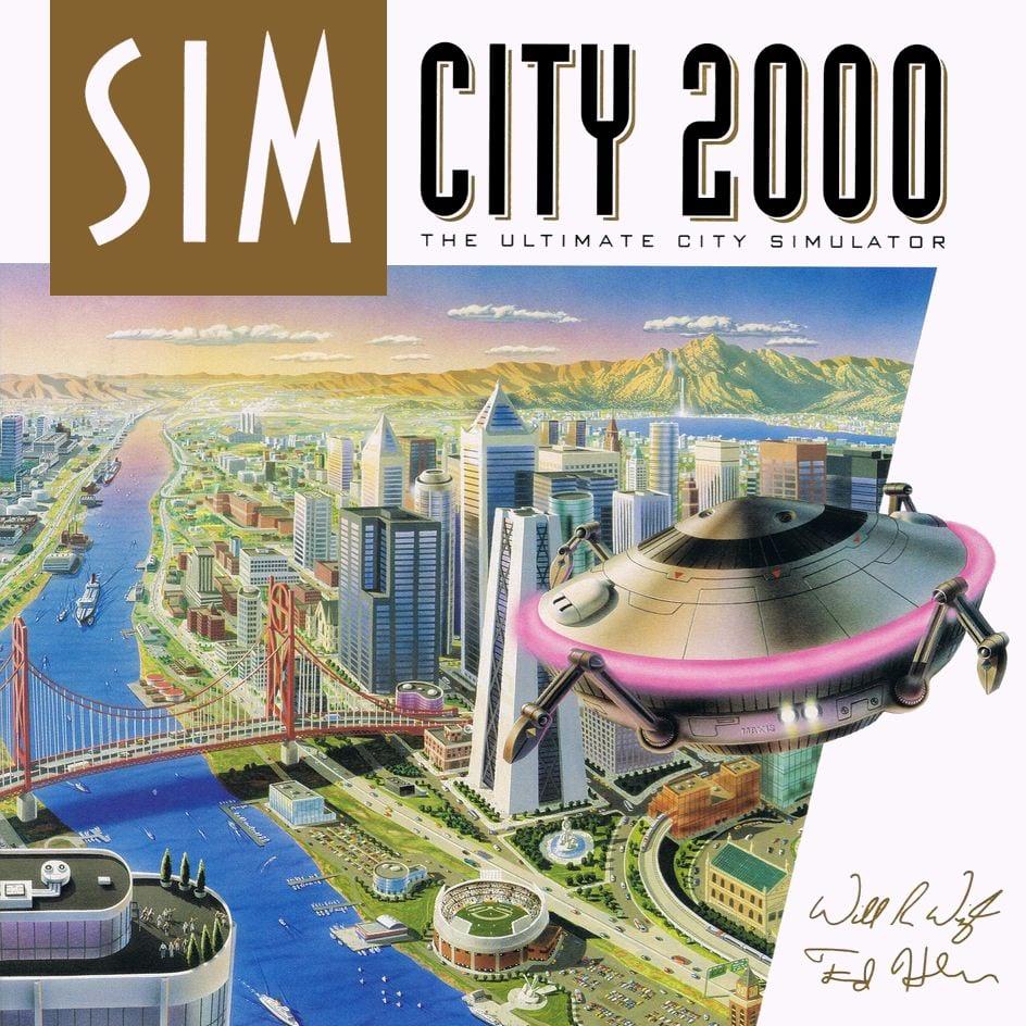 SimCity2000 Logo