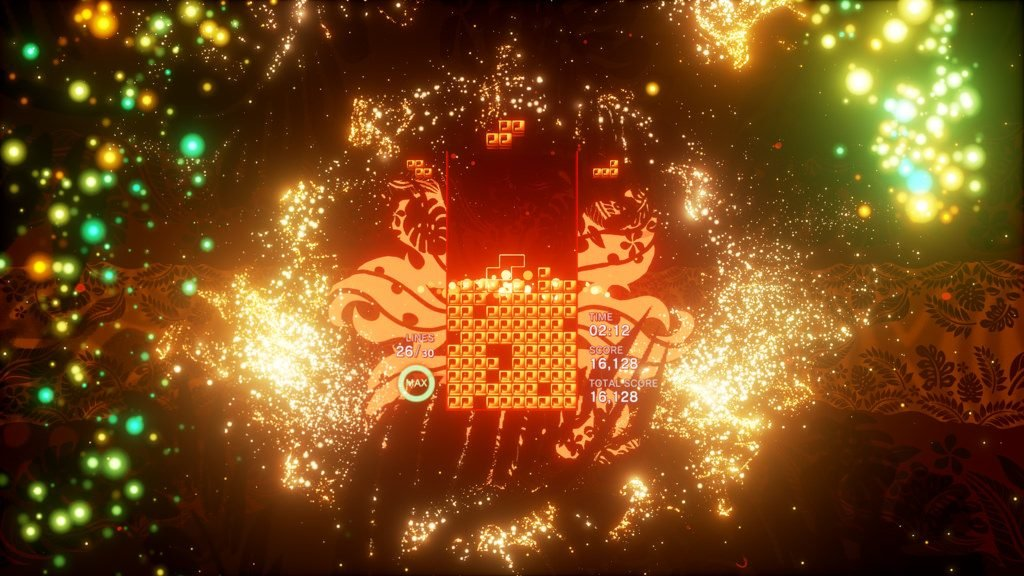 Sony Reveals Kaleidoscopic 'Tetris Effect'