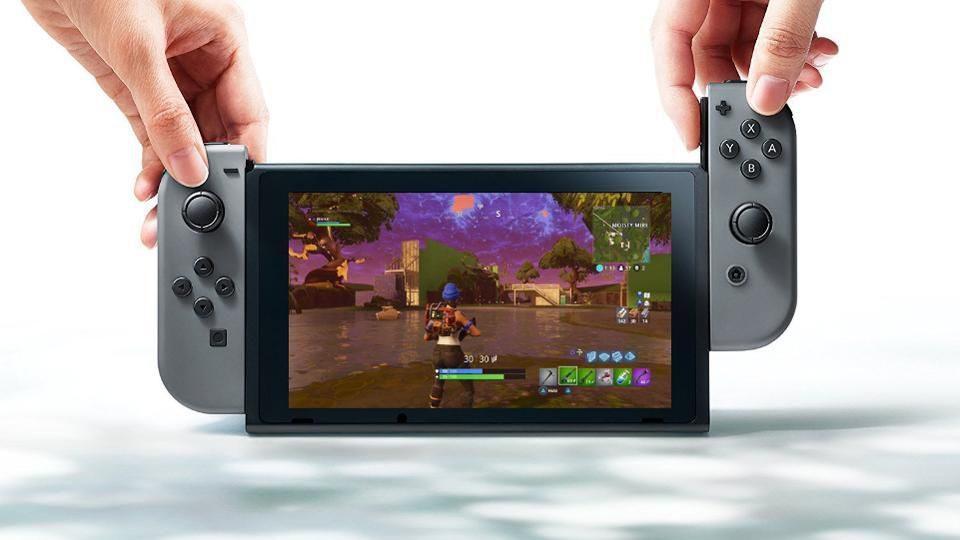 Fortnite Switch Nintendo Sony lock