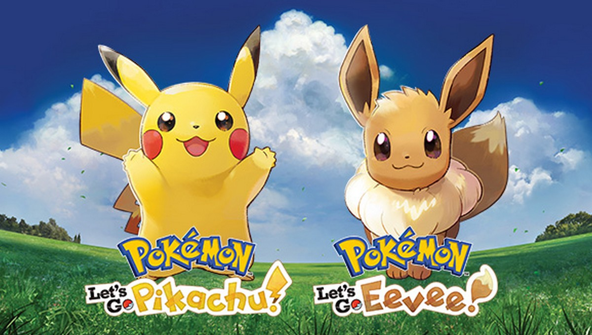 Pokemon Let's Go Pikachu and Evee Require Subscription