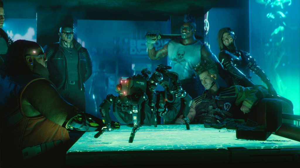 Gritty New 'Cyberpunk 2077' Trailer Shown Off During Microsoft's E3 Briefing